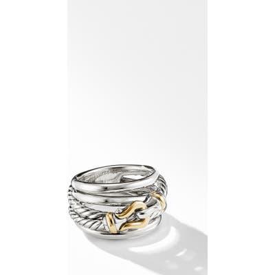 David Yurman Buckle Ring