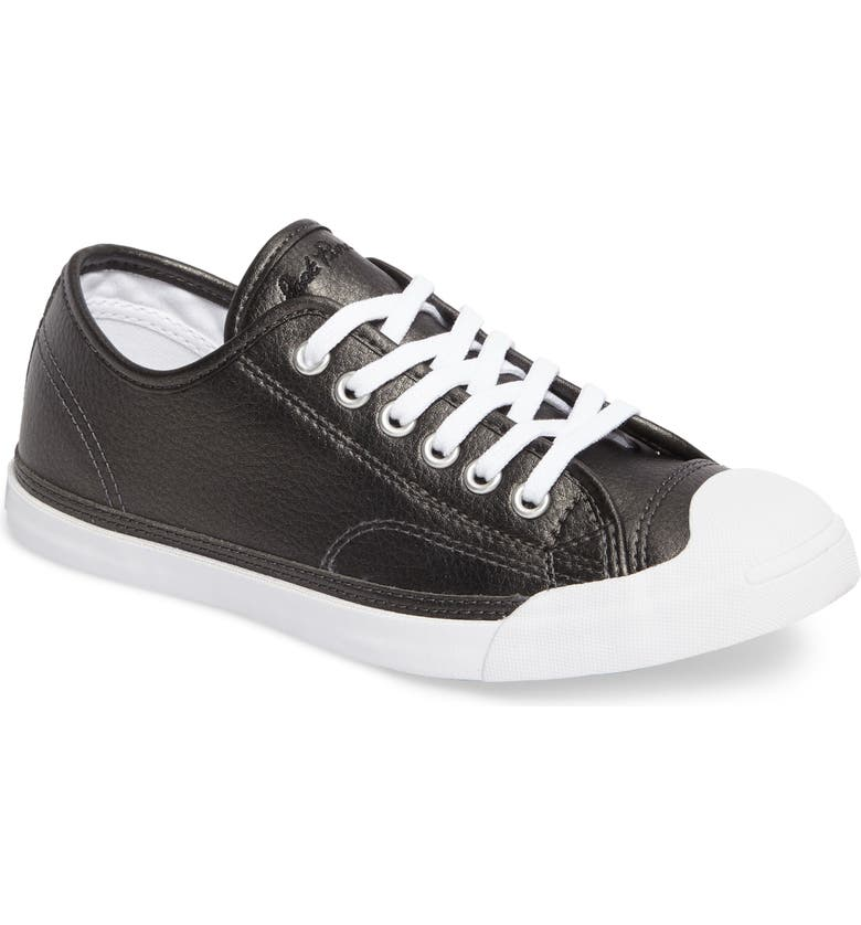 CONVERSE Jack Purcell Low Top Sneaker, Main, color, 001