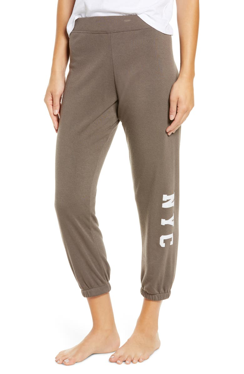 PROJECT SOCIAL T NYC Joggers, Main, color, DUST