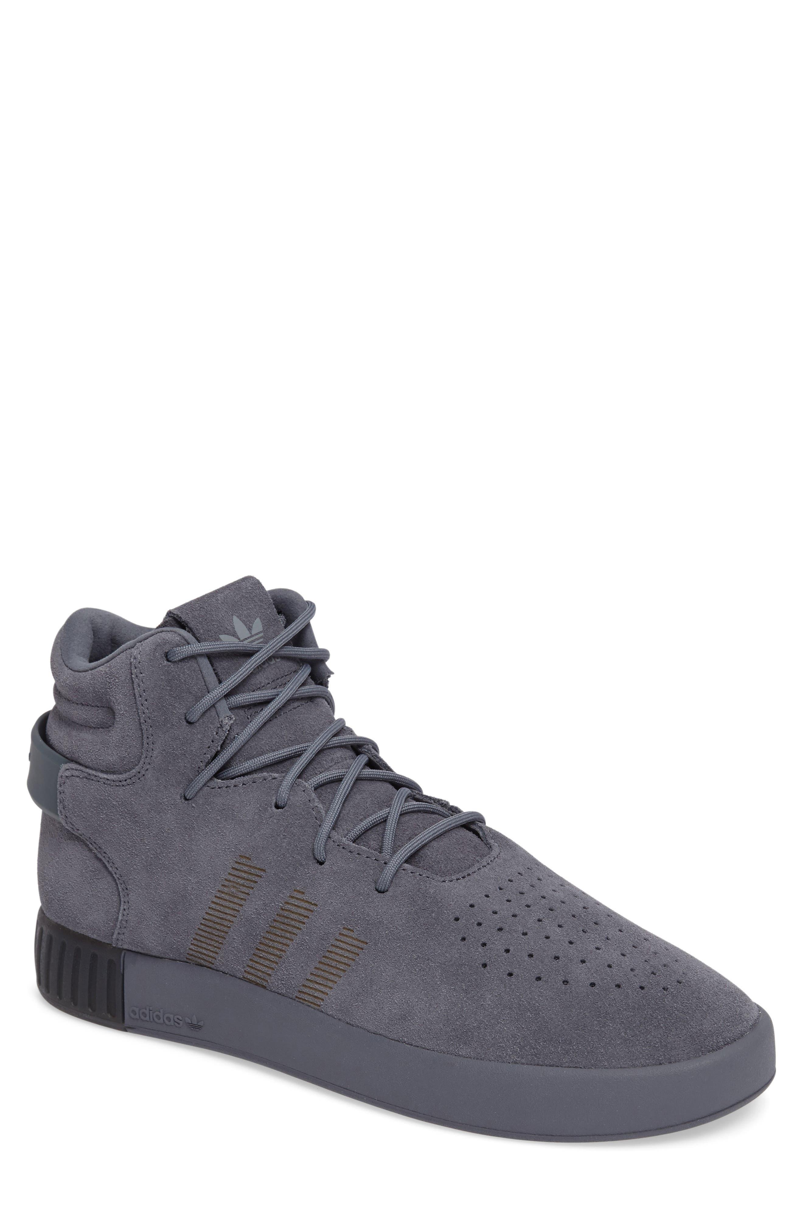 adidas Tubular Invader Mid Top Sneaker