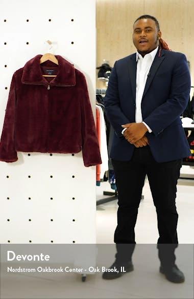 Buona Faux Fur Jacket, sales video thumbnail