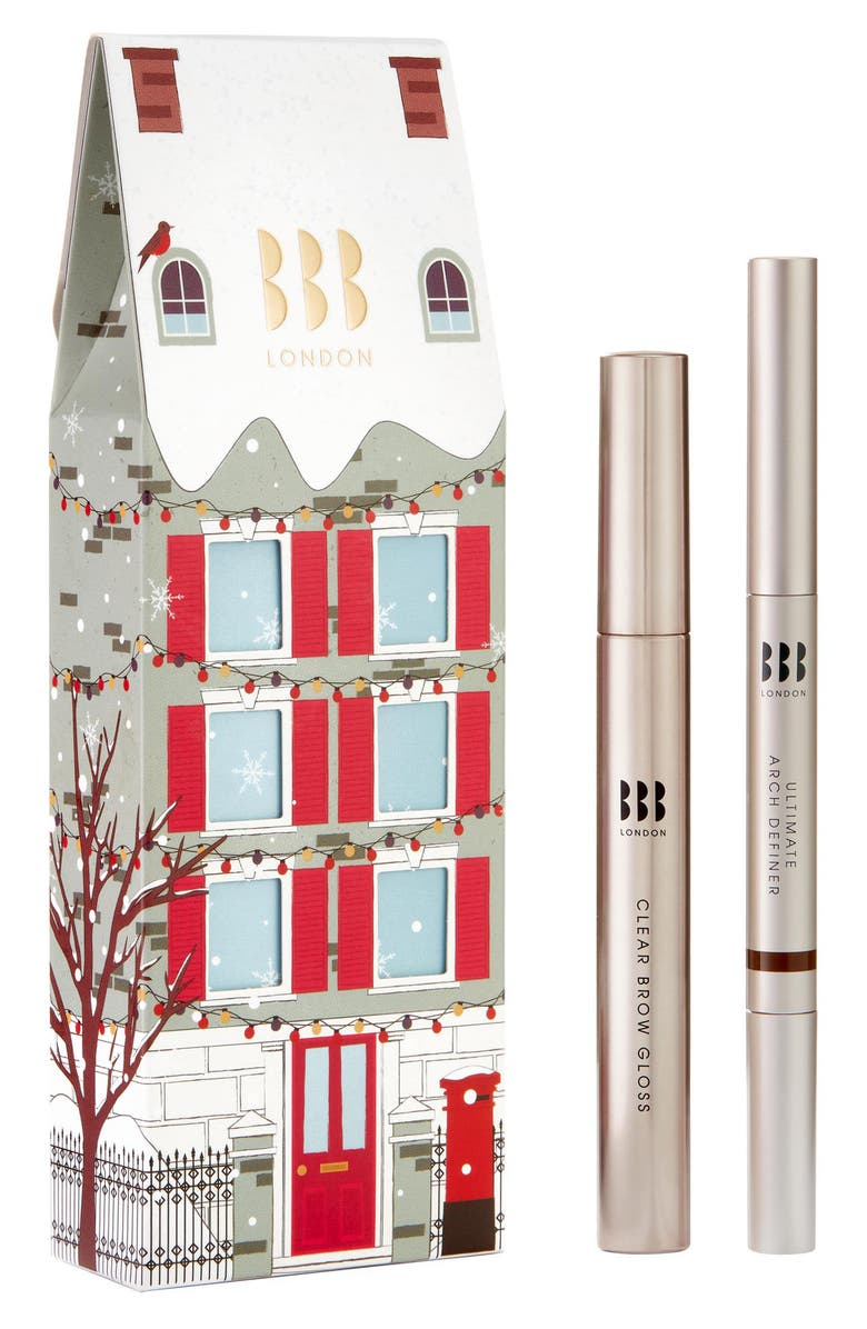 BBB LONDON Brows About Town Set, Main, color, CLOVE