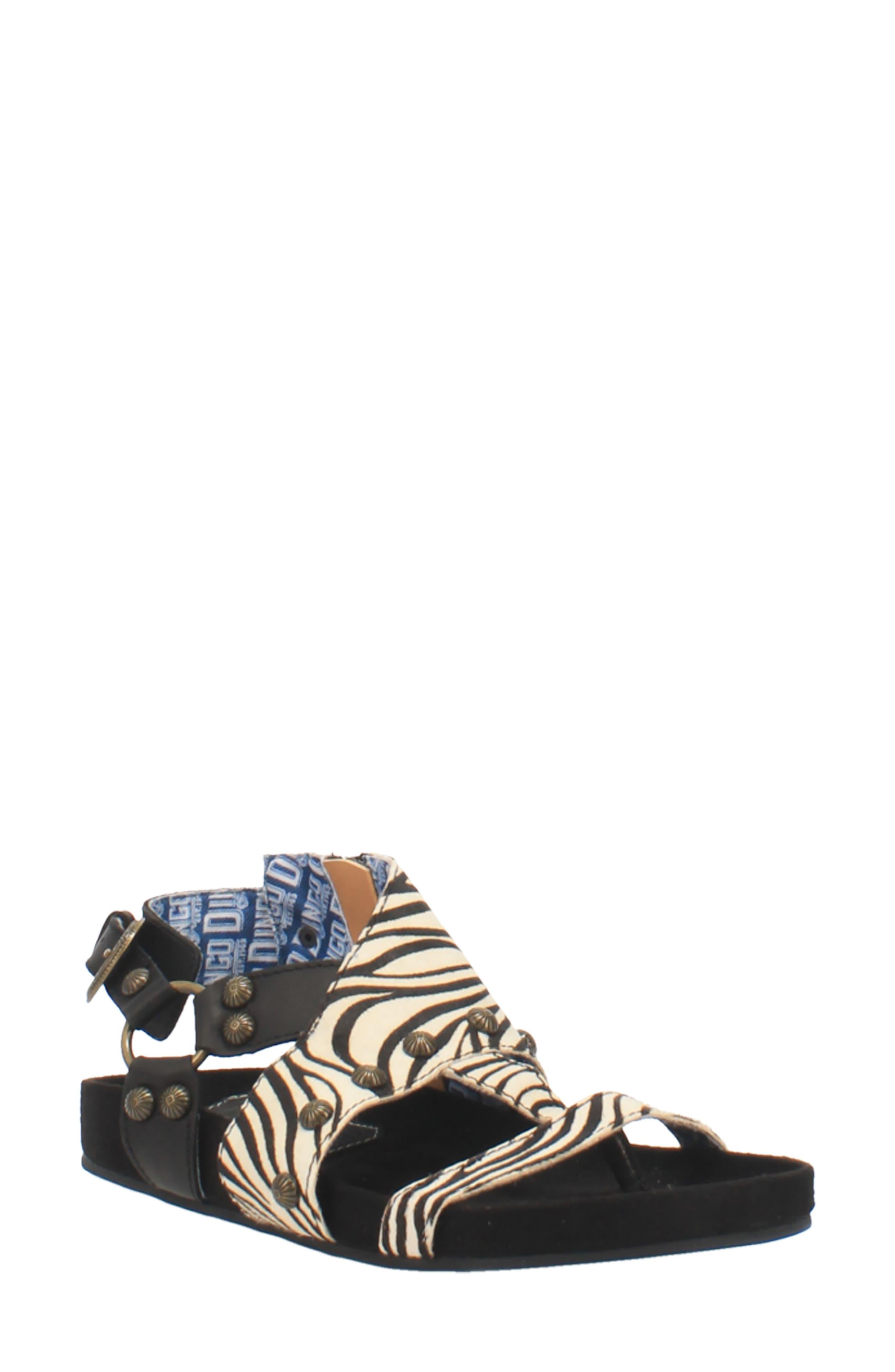 Sage Brush Sandal