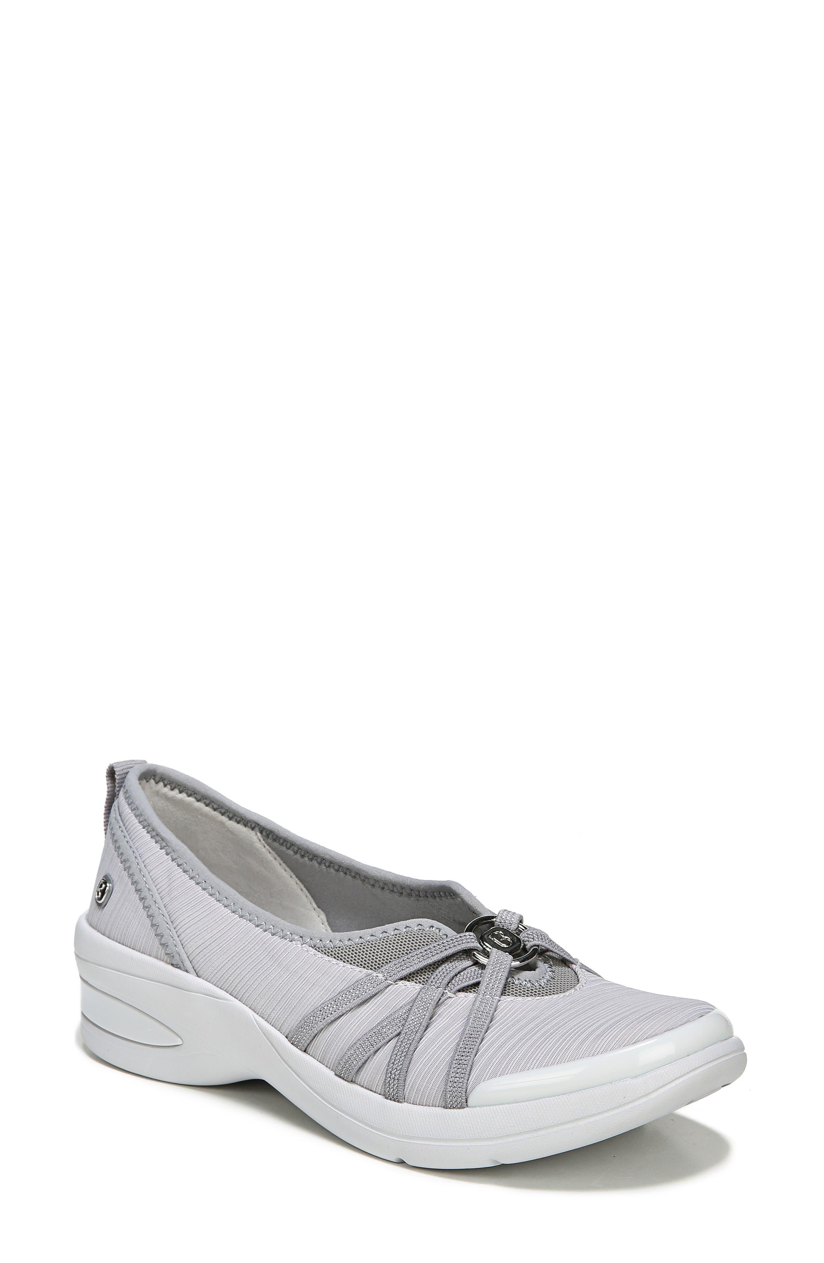 Bzees Rosie Sneaker, Grey