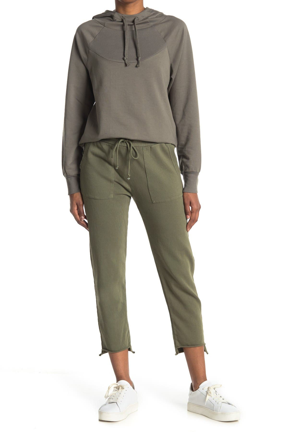 Image of Threads 4 Thought Romilly Step Hem Joggers