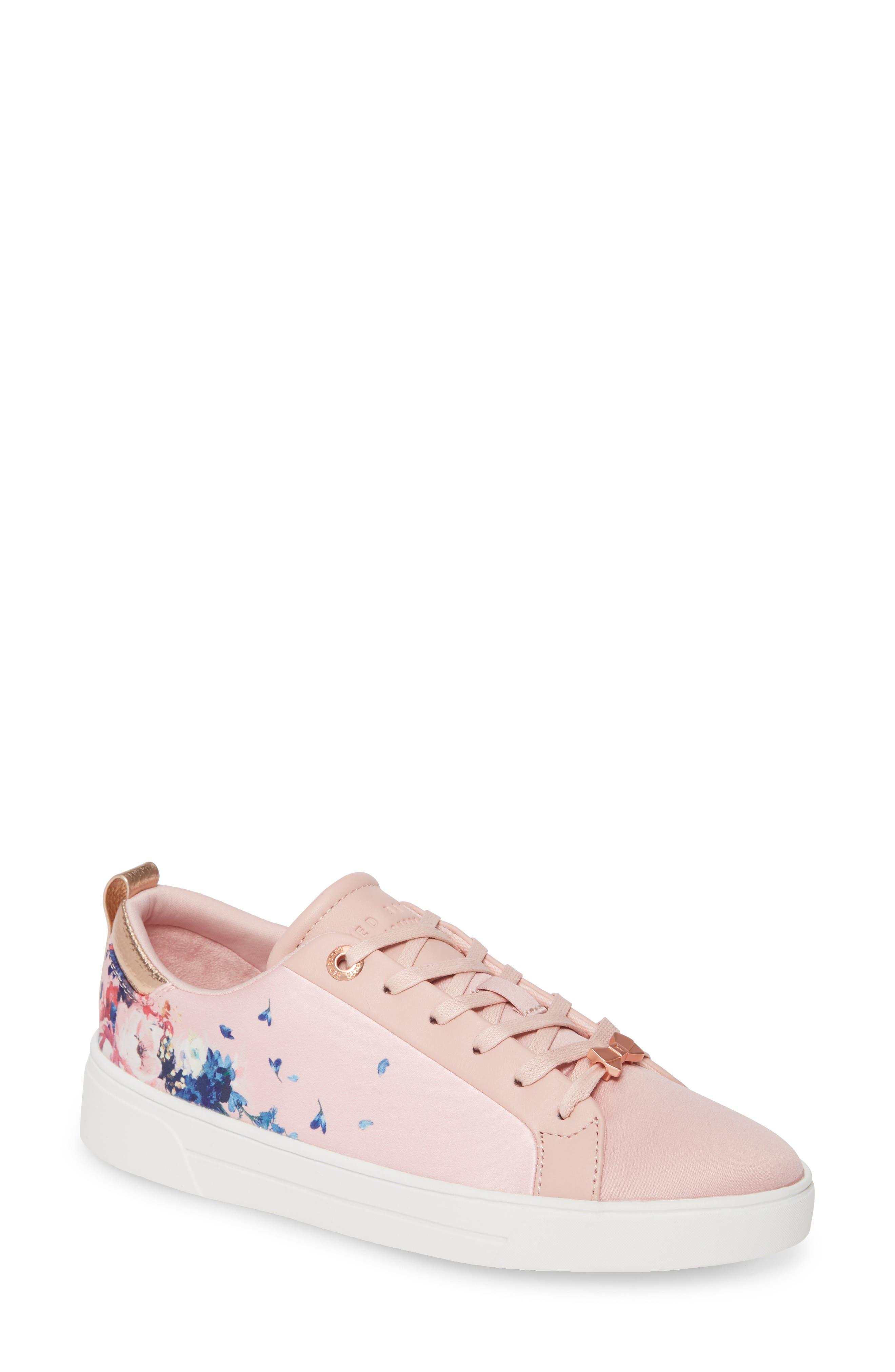 Ted Baker London Jymina Sneaker- Pink