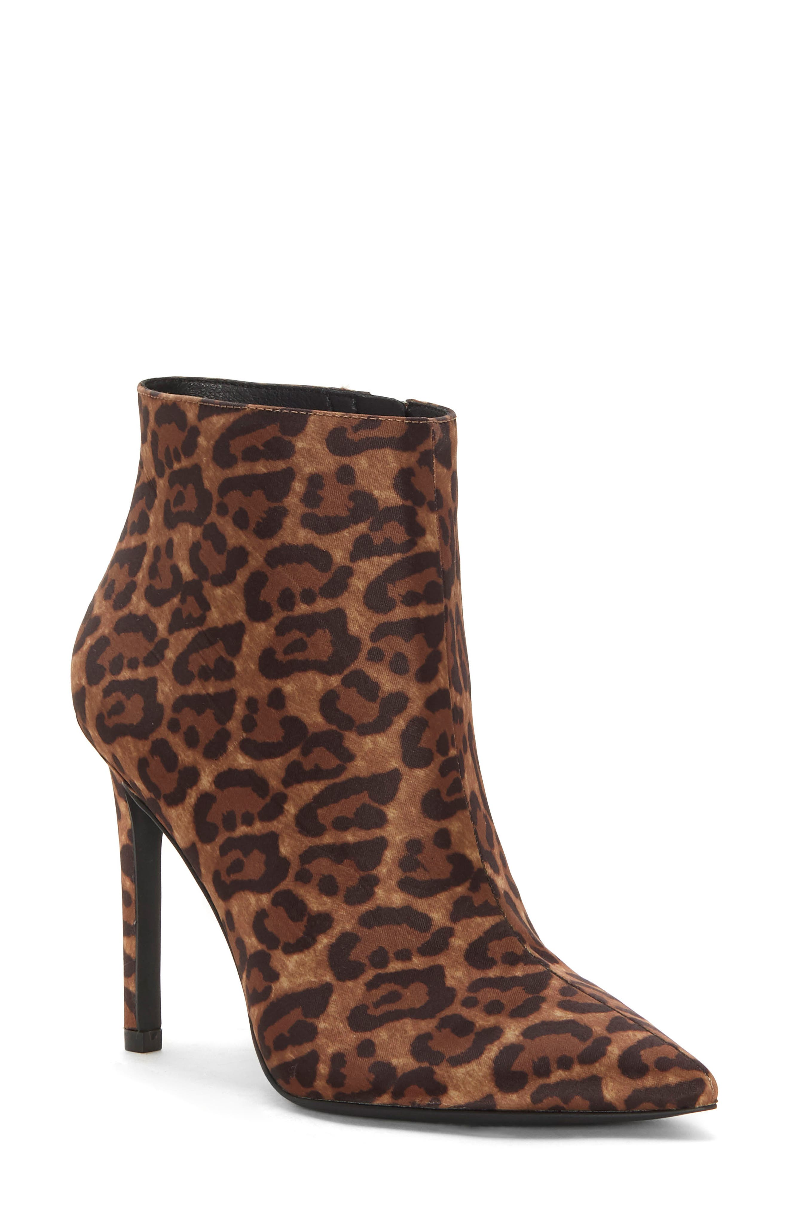 Jessica Simpson Perci Bootie- Brown