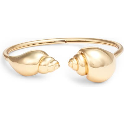 Kate Spade New York Under The Sea Shell Ends Cuff Bracelet