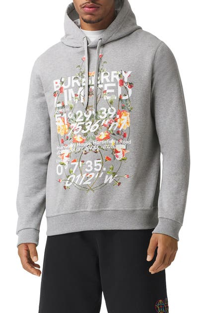 Burberry LYLEFORD GRAPHIC HOODIE