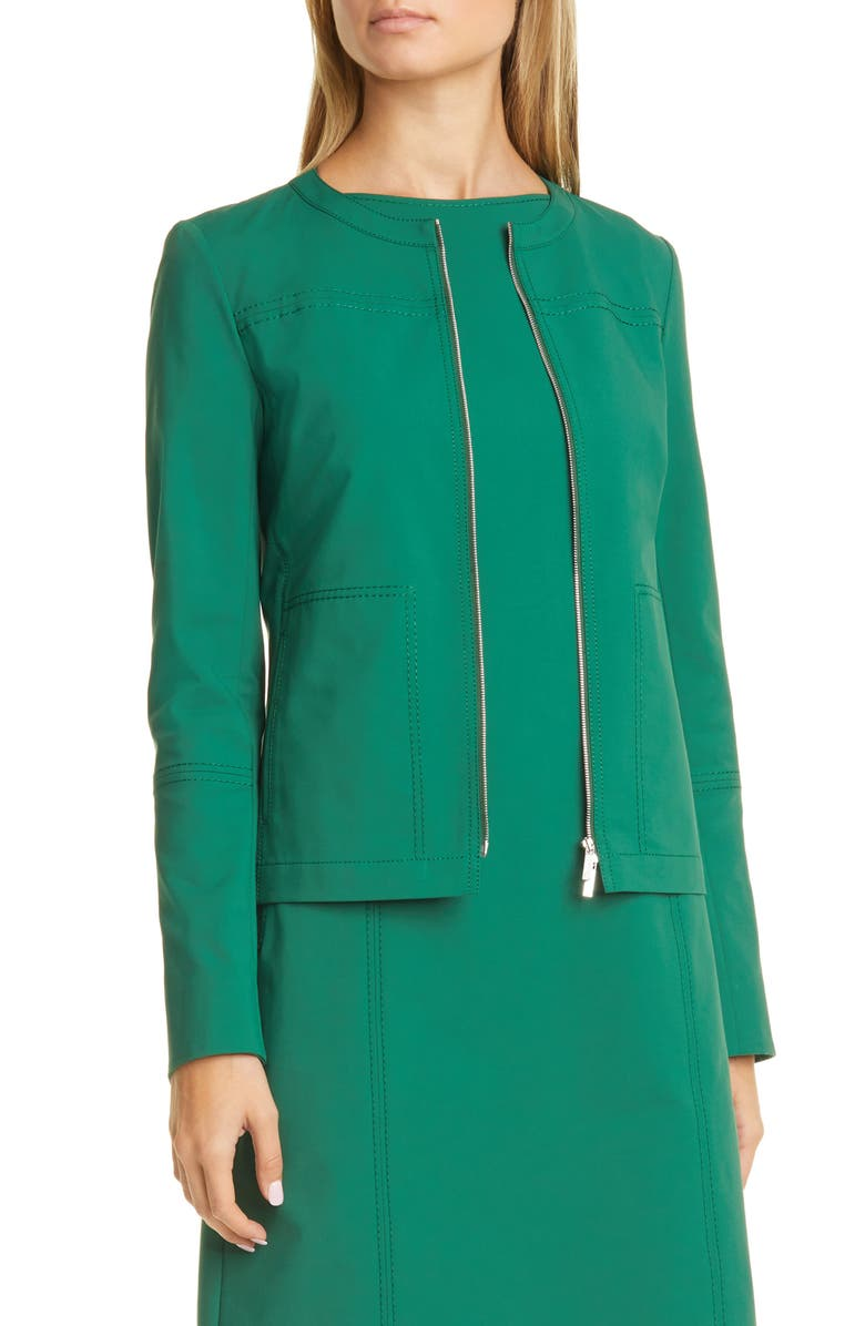 LAFAYETTE 148 NEW YORK Juno Jacket, Main, color, 390