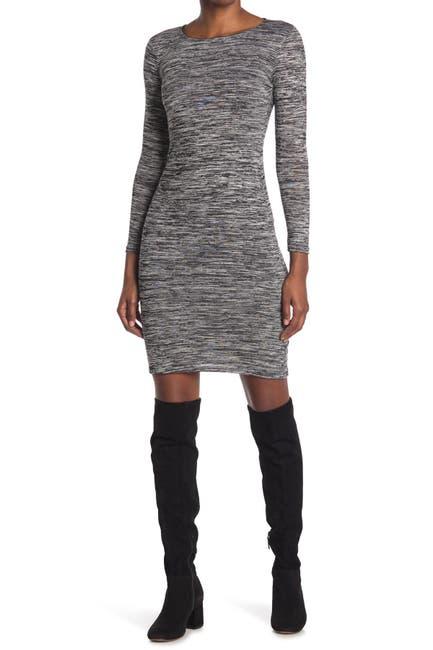 Image of Velvet Torch Long Sleeve Sweater Dress