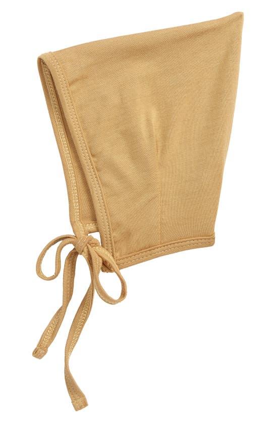 Tenth & Pine Babies' Pixie Bonnet In Goldenrod