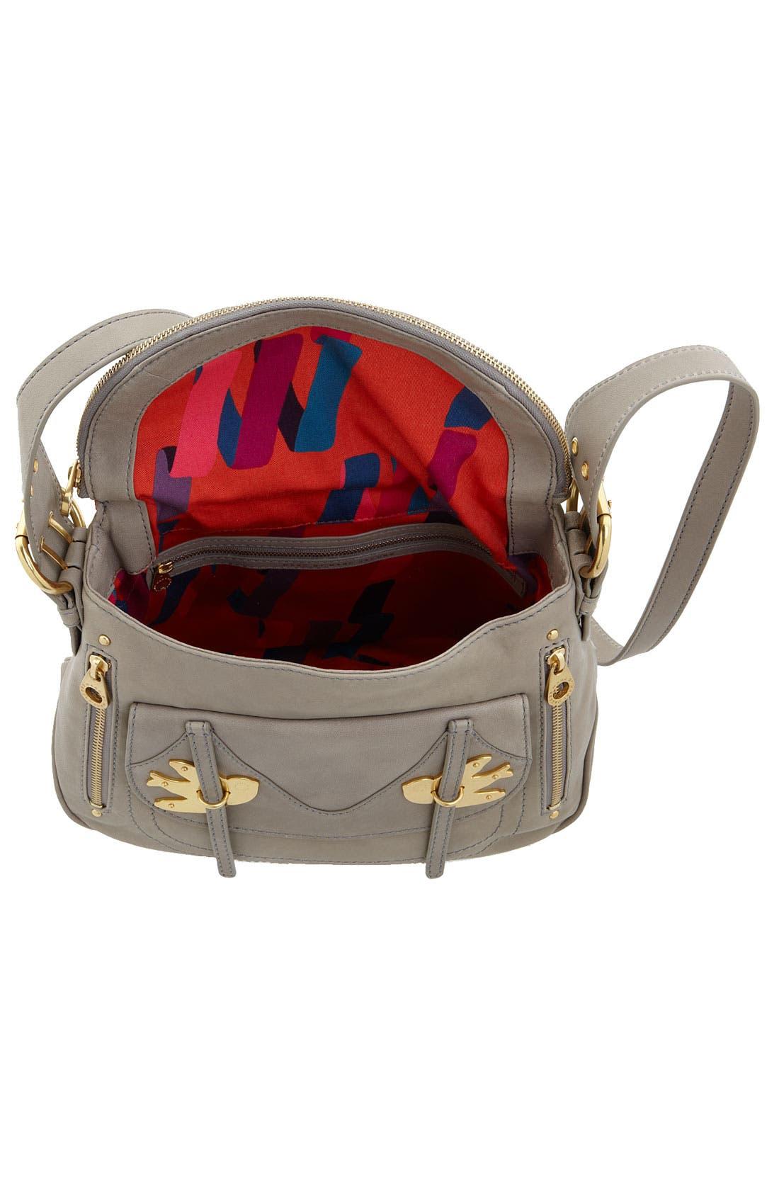 ,                             MARC BY MARC JACOBS 'Petal to the Metal - Natasha' Flap Crossbody Bag, Medium,                             Alternate thumbnail 14, color,                             050