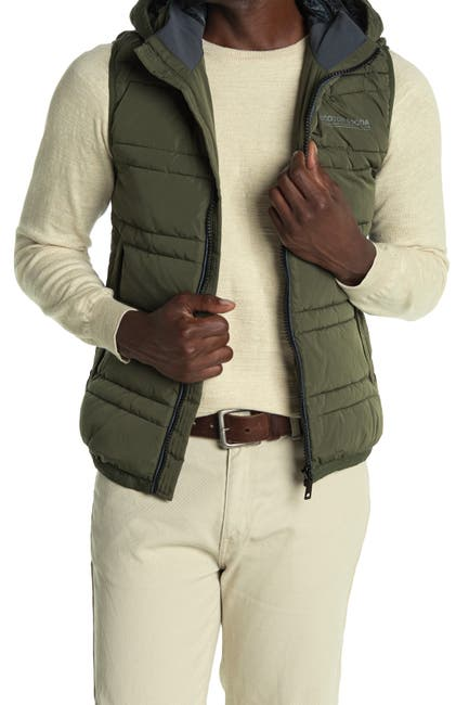 Image of Scotch & Soda Hooded PrimaLoft® Vest