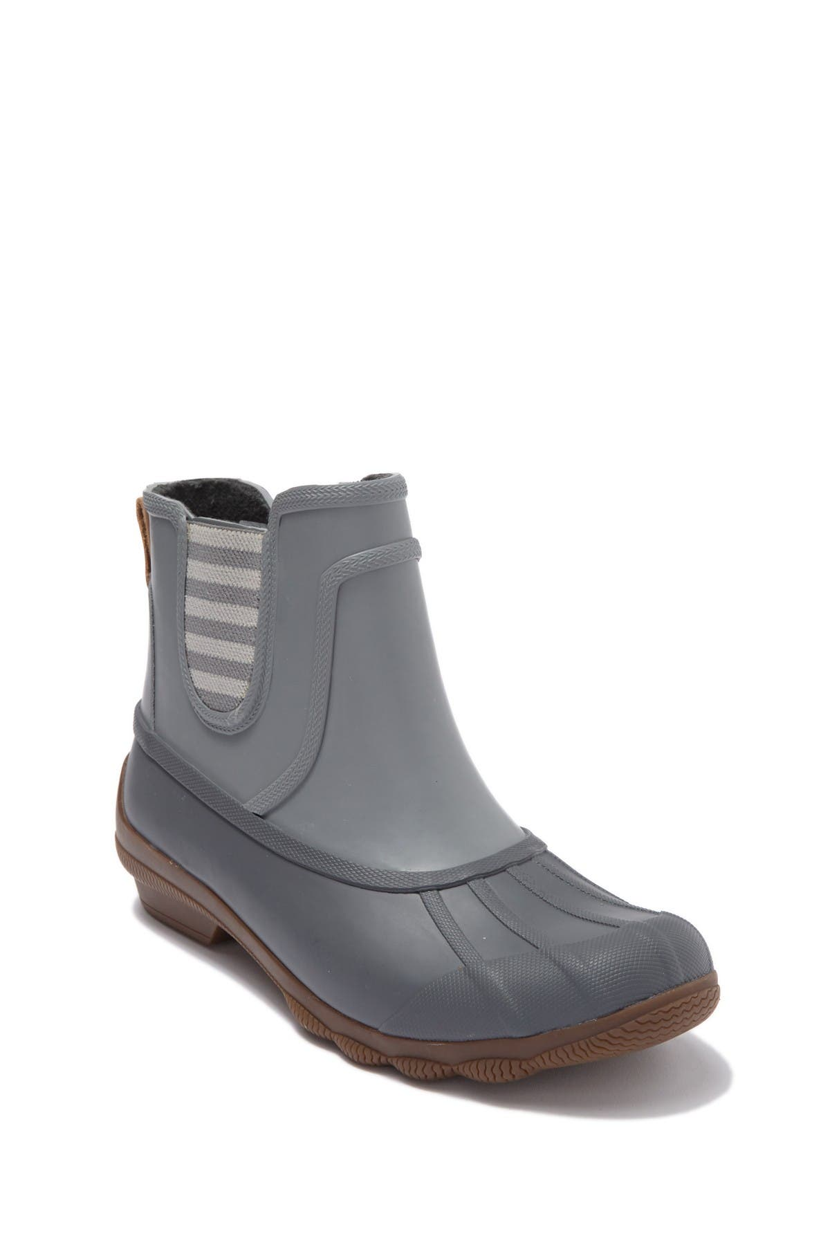 Image of Sperry Syren Cove Rubberized Chelsea Boot