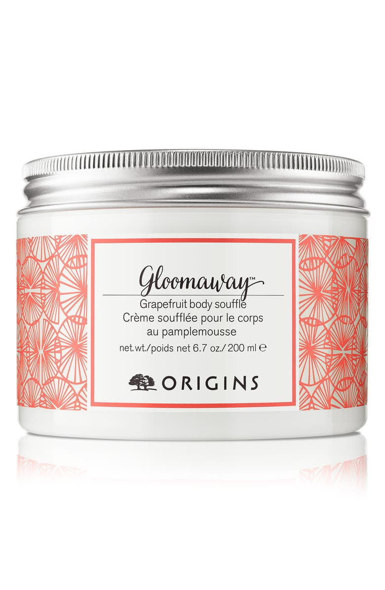 ORIGINS Gloomaway<sup>™</sup> Grapefruit Body Soufflé, Main, color, NO COLOR