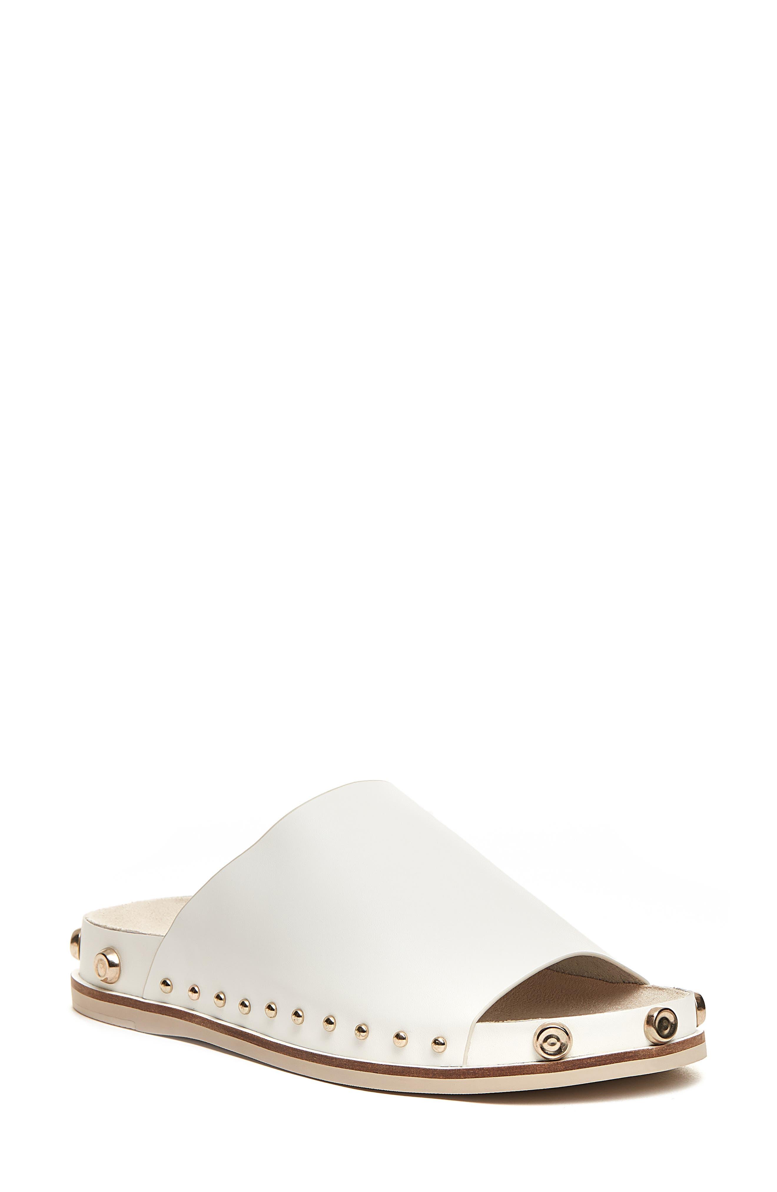 Squish Studded Slide Sandal