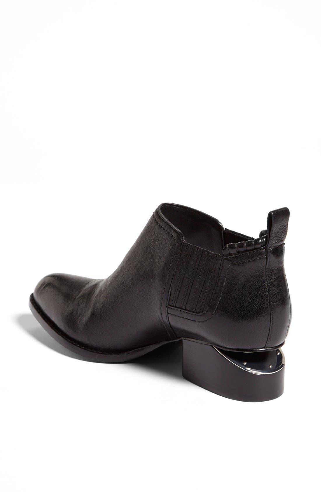 ,                             'Kori' Ankle Boot,                             Alternate thumbnail 3, color,                             001
