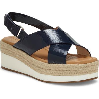 Cc Corso Como Penelopy Platform Sandal, Blue