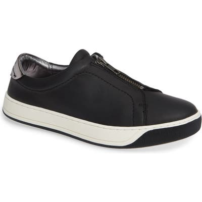 Johnston & Murphy Emma Sneaker, Black