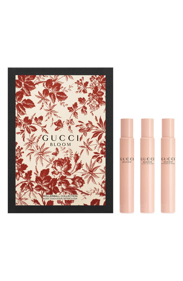 GUCCI Bloom Fragrance Rollerball Set, Main, color, 000