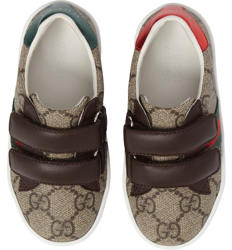 GUCCI New Ace GG Supreme Sneaker, Main, color, 200