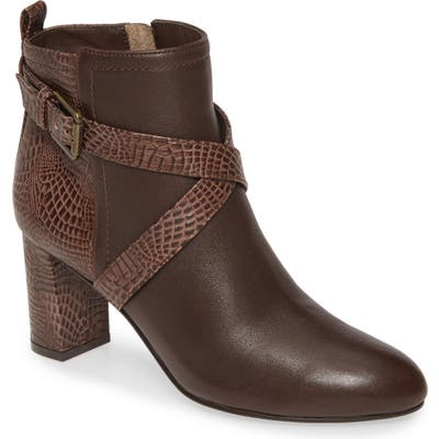 David Tate Inspire Bootie W - Brown