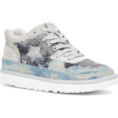 UGG Highland Sequin Sneaker- Blue