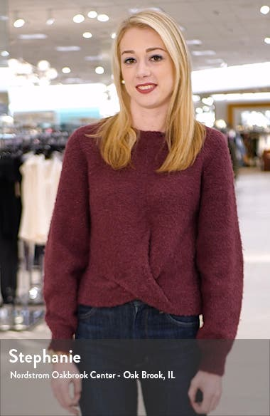 Marengo Long Sleeve Silk Minidress, sales video thumbnail