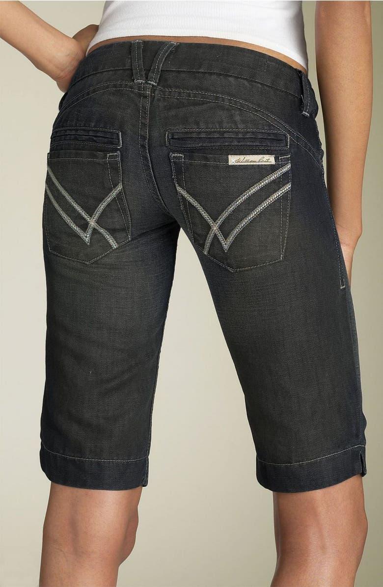 WILLIAM RAST 'Lisa' Bermuda Shorts, Main, color, 400