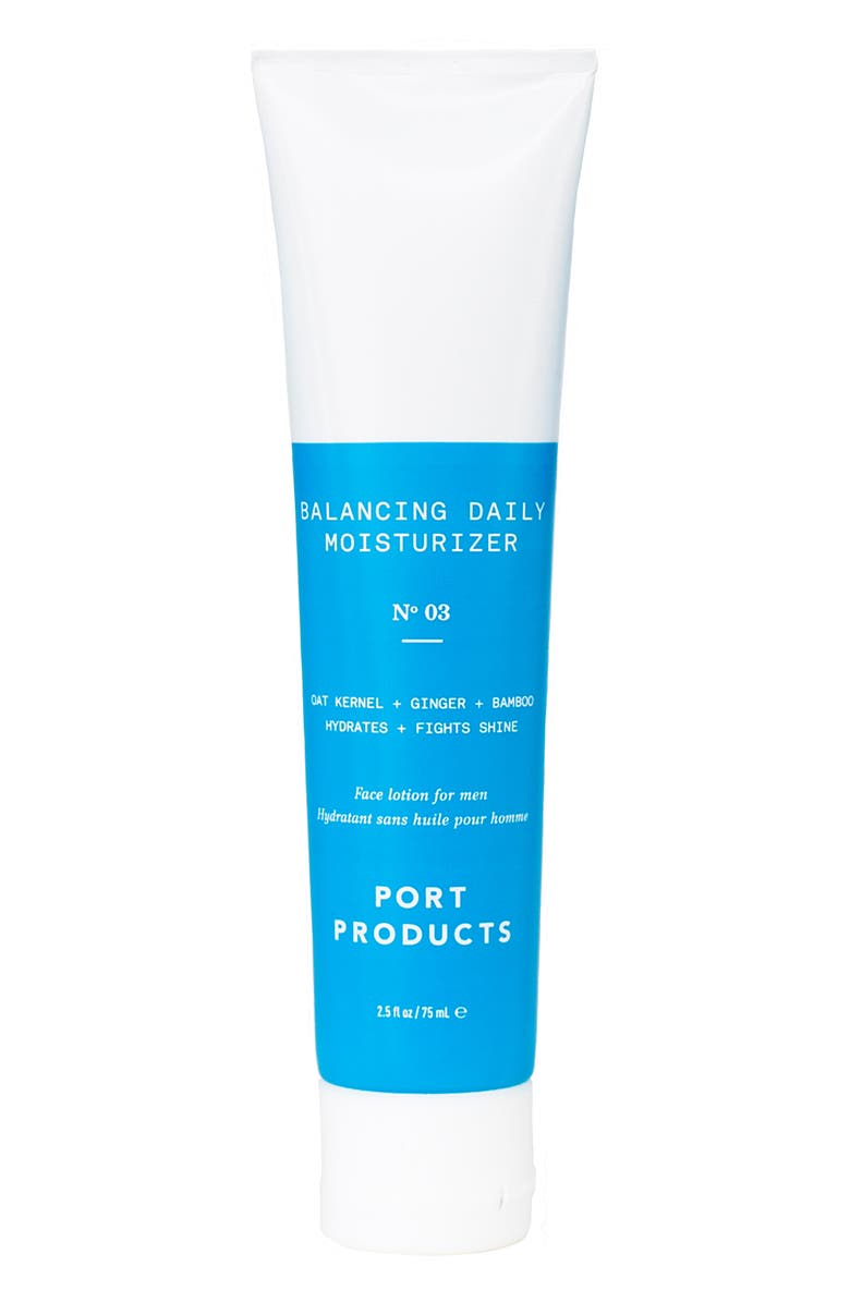 PORT PRODUCTS Balancing Daily Moisturizer, Main, color, NO COLOR