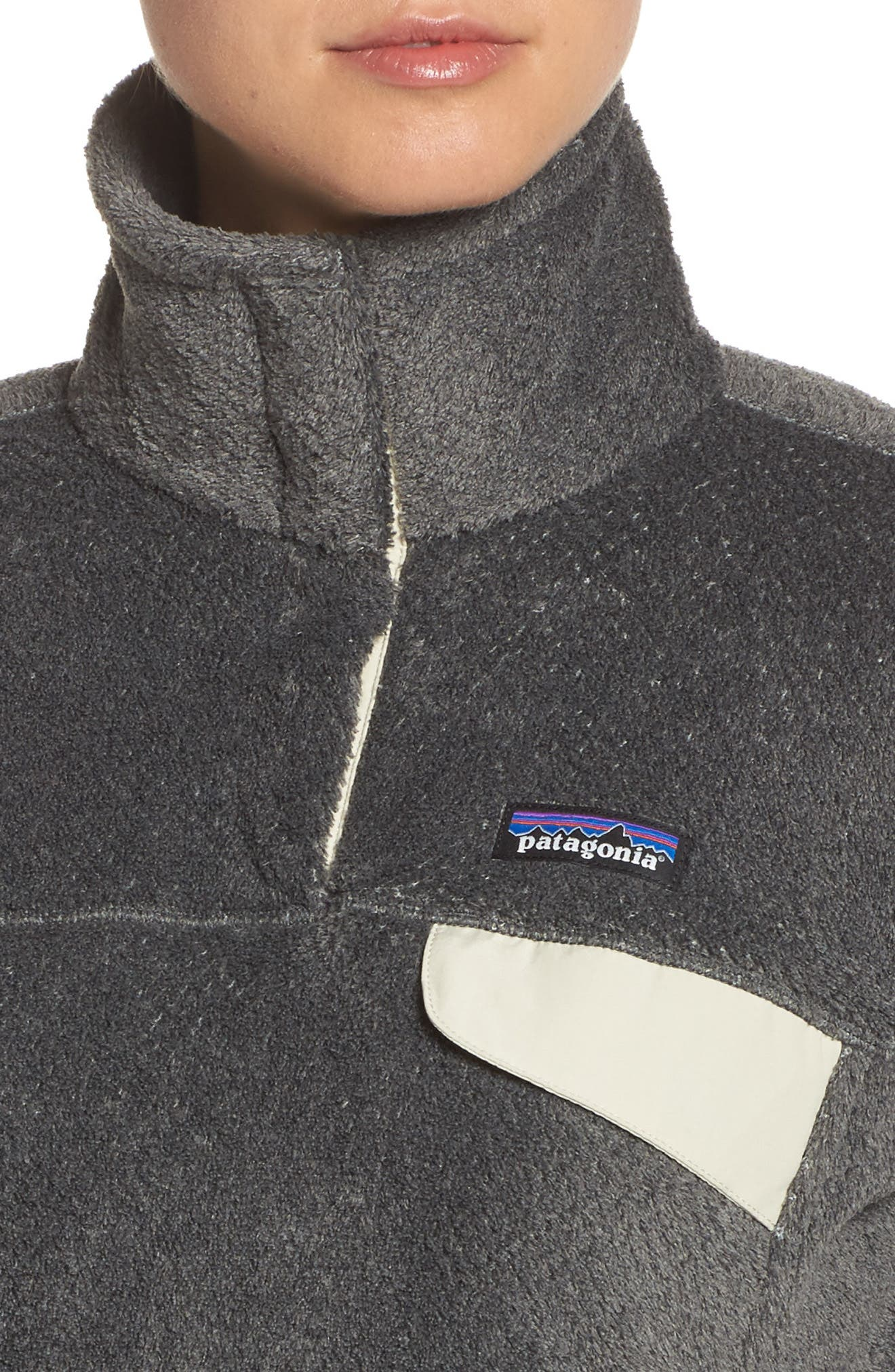 ,                             Re-Tool Snap-T<sup>®</sup> Fleece Pullover,                             Alternate thumbnail 6, color,                             027