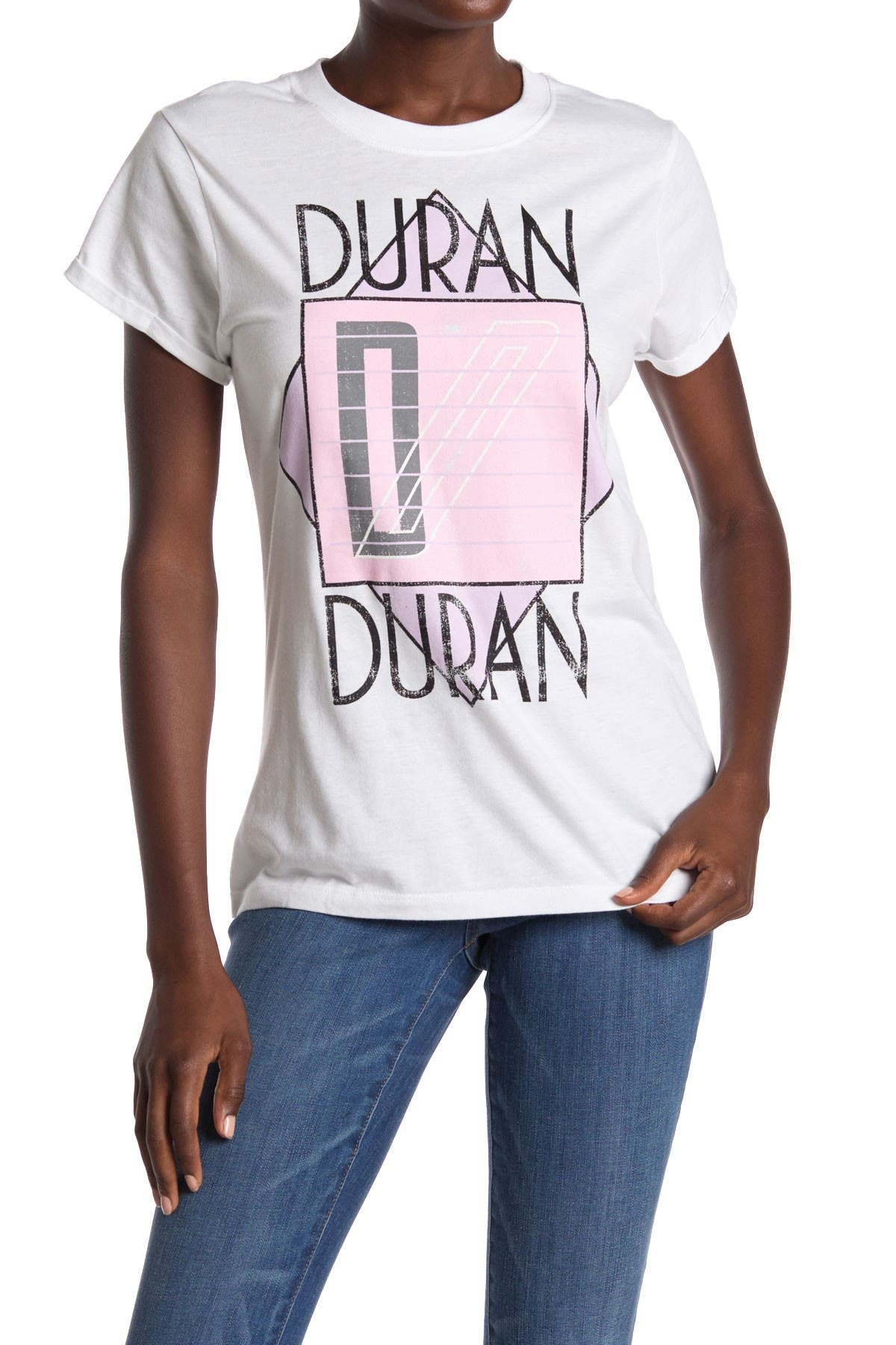 Image of PROJECT KARMA Duran Duran Graphic T-Shirt