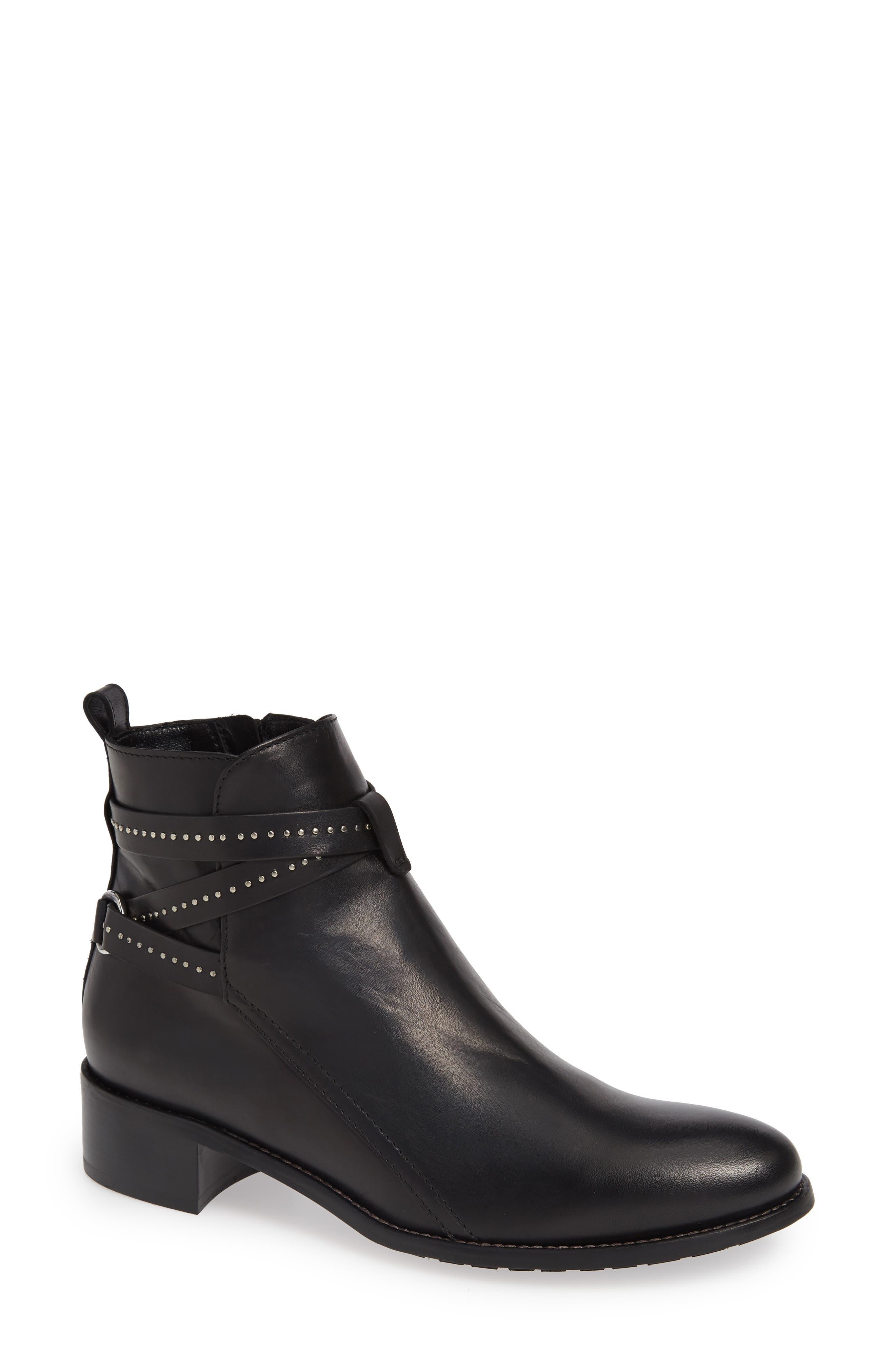 Aquatalia Odema Weatherproof Boot- Black