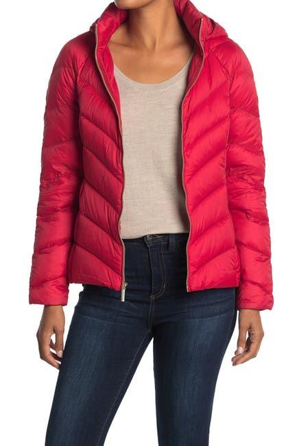 Image of MICHAEL Michael Kors Short Packable Puffer Jacket