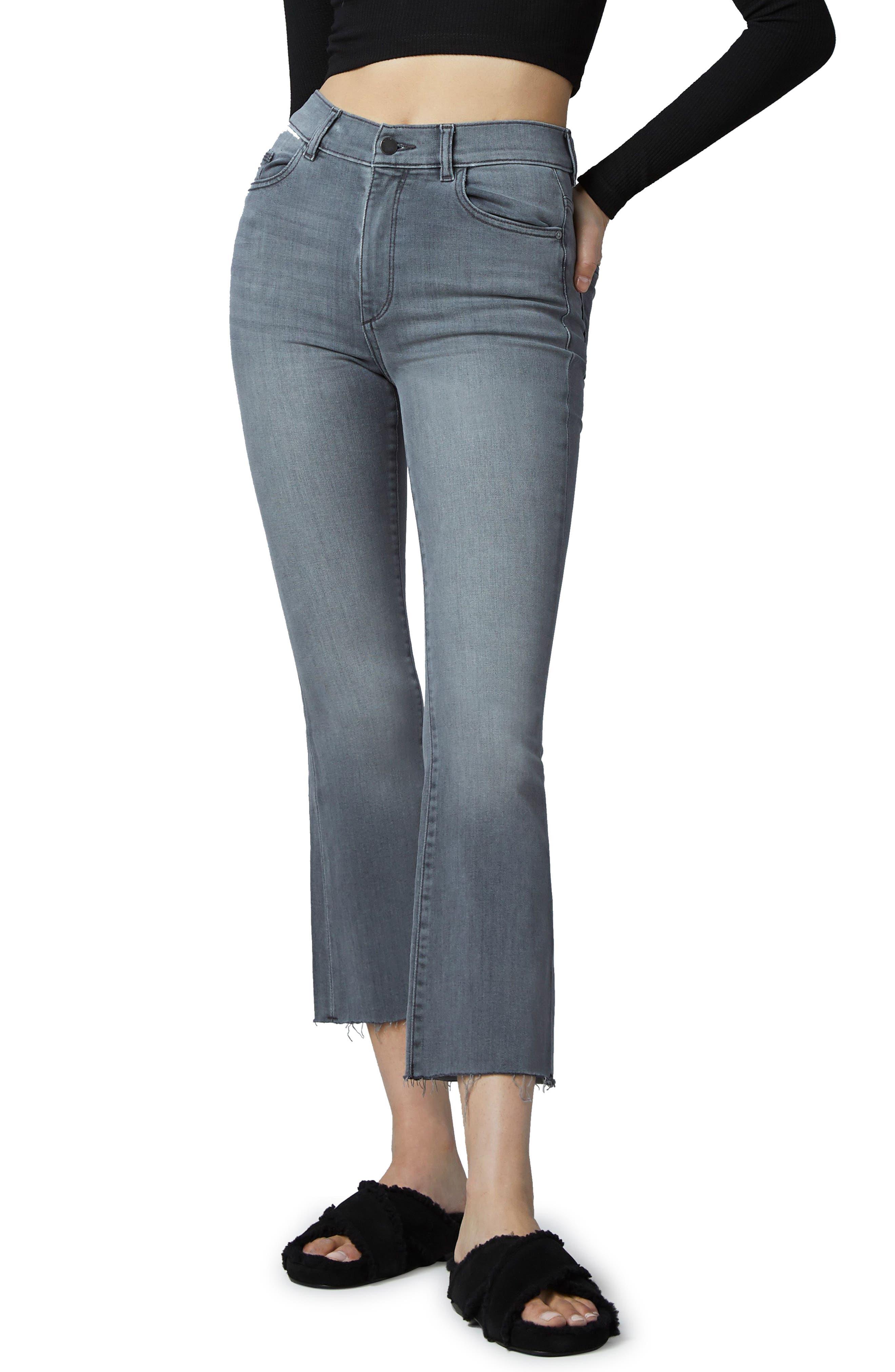 1961 Bridget Instasculpt Crop Bootcut Jeans