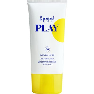 Supergoop! Play Everyday Lotion Spf 30 Sunscreen, .4 oz