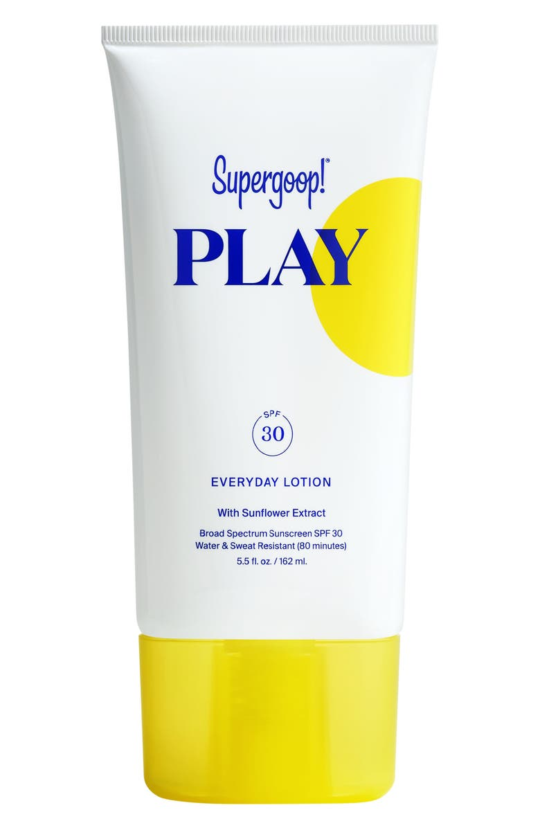 SUPERGOOP!<SUP>®</SUP> Supergoop! Play Everyday Lotion SPF 30, Main, color, NO COLOR