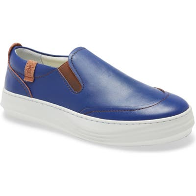 Fly London Cezi Platform Sneaker - Blue