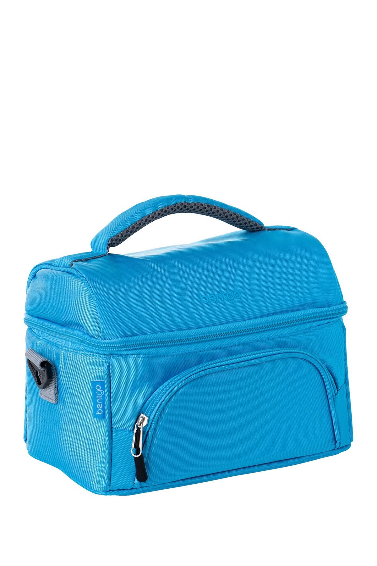 Image of BENTGO Deluxe Lunch Bag - Blue