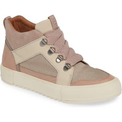 Frye Gia Lug Trail Sneaker, Purple