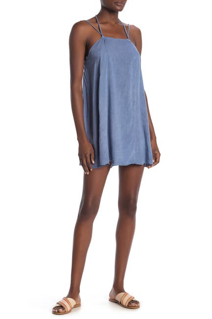 Image of BOHO ME Woven Mini Dress