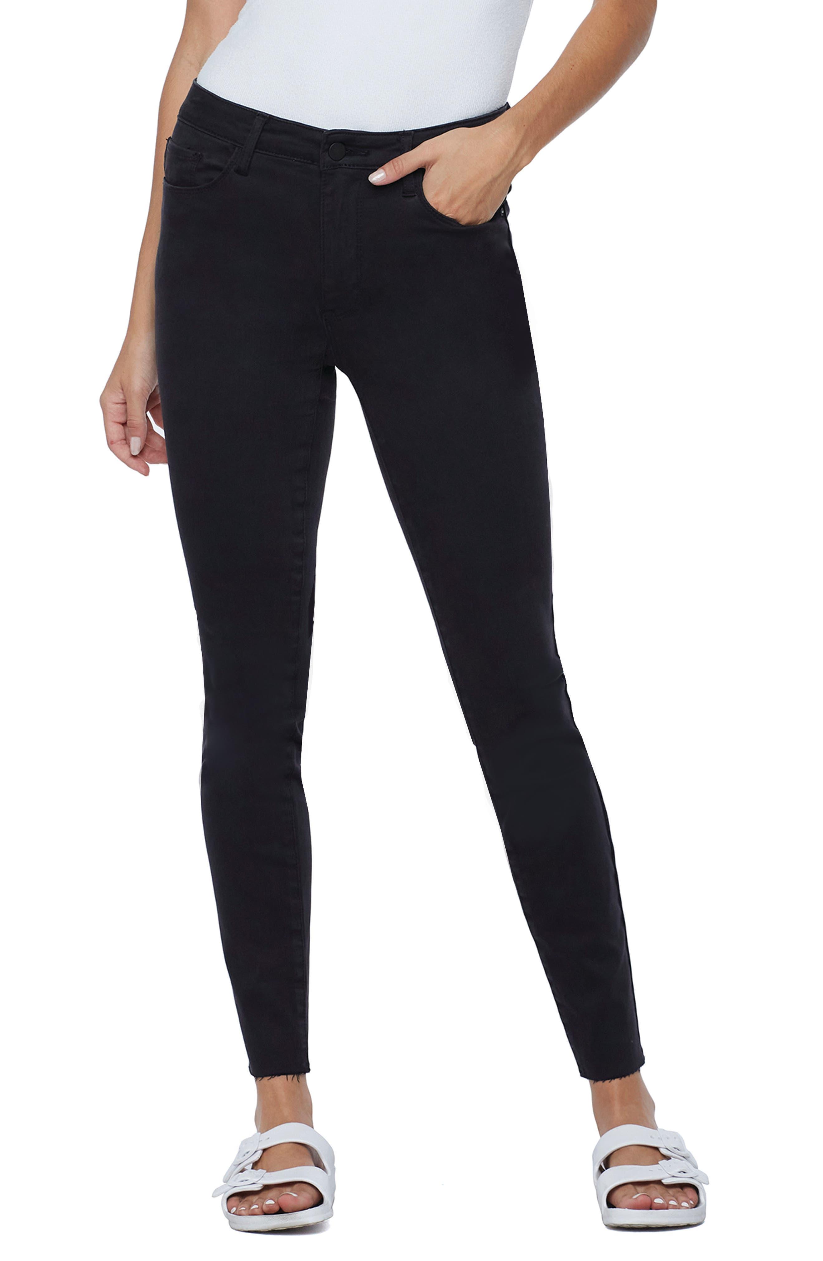 Brilliant High Waist Skinny Jeans