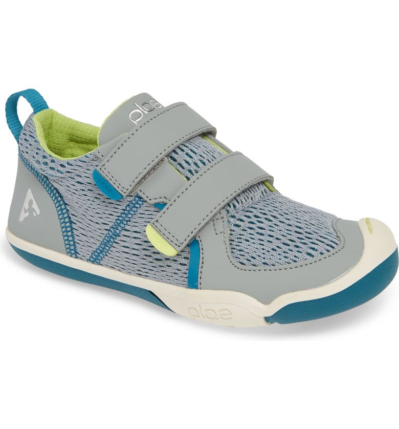 PLAE Ty Mesh Sneaker, Main, color, NEXUS GREY
