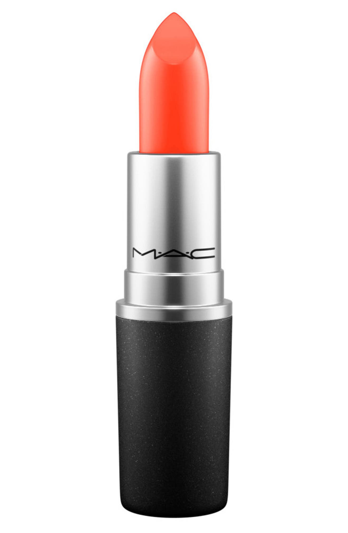 ,                             MAC Strip Down Nude Lipstick,                             Main thumbnail 805, color,                             741