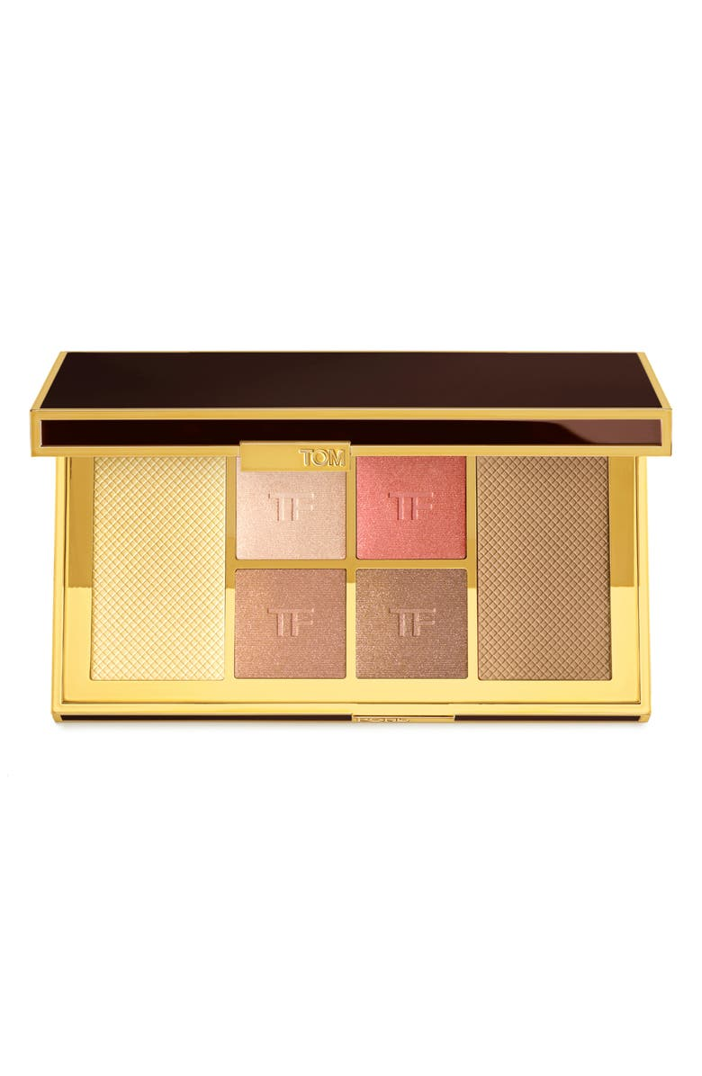TOM FORD Shade and Illuminate Face & Eye Palette, Main, color, INTENSITY 0.5 / ROSE CASHMERE