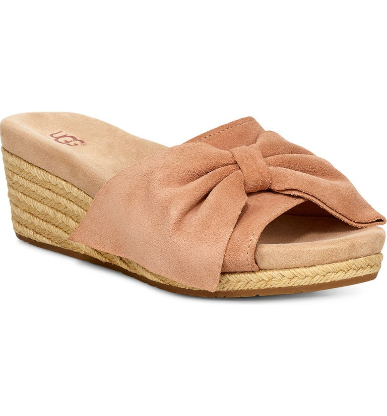 UGG Jaycee Wedge Slide Sandal Women