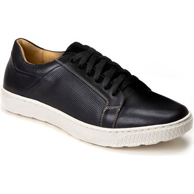 Sandro Moscoloni Nico Textured Sneaker - Black