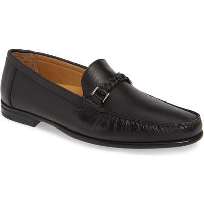 Mezlan Dorelli Bit Loafer- Black