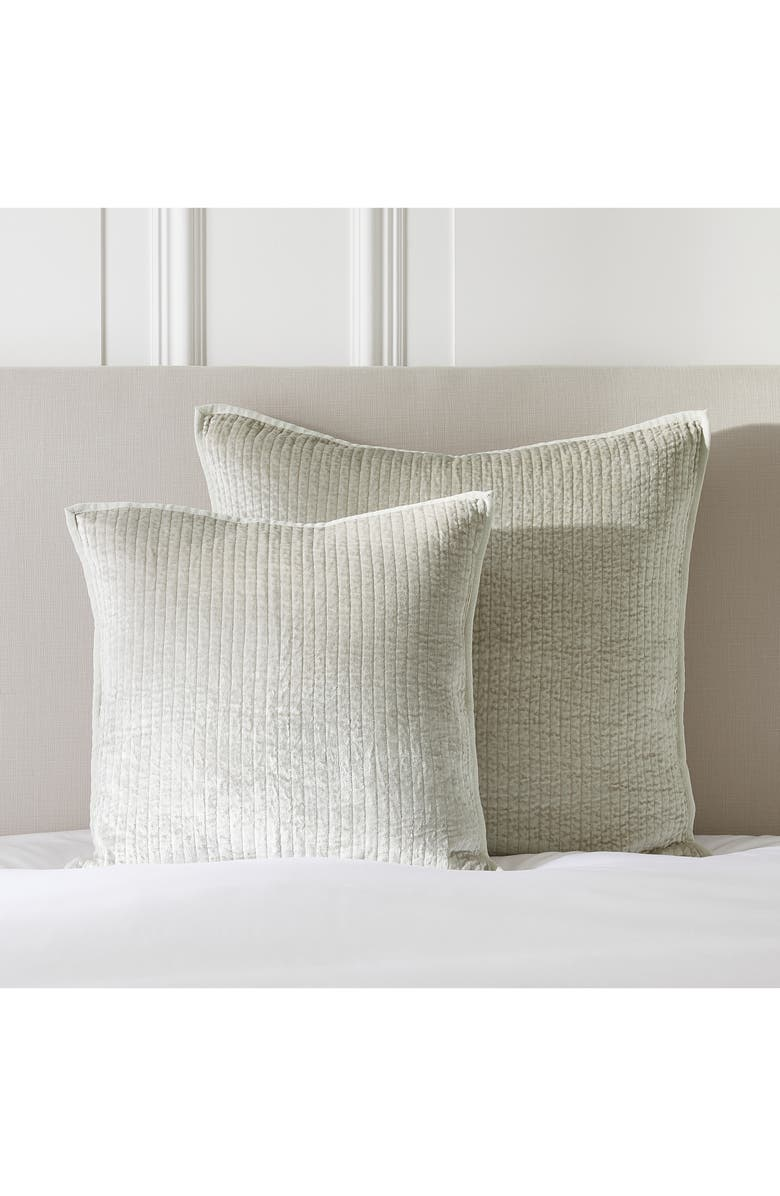 THE WHITE COMPANY Vienne Cushion Cover, Main, color, OYSTER
